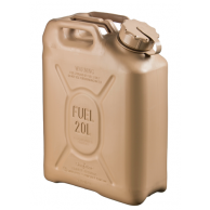 20L Scepter Fuel Can - Yellow Strap (Diesel) AS